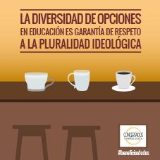 05 la diversidad de opciones es garantia de respeto a la pluralidad ideologica